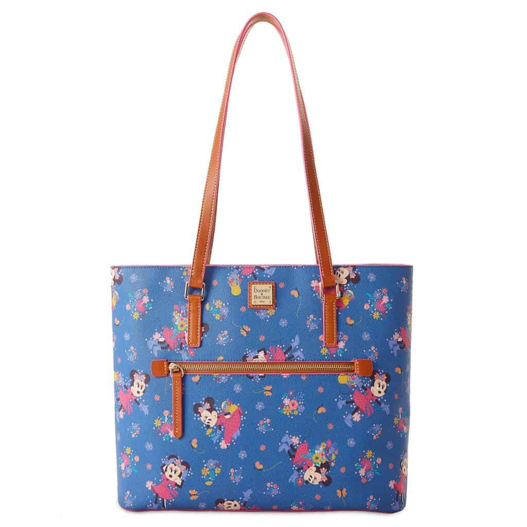 Flower and Garden Festival 2021 Shopper Tote by Dooney and Bourke