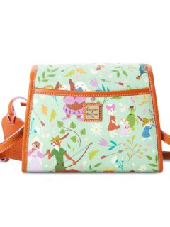 Robin Hood Crossbody (back) by Dooney & Bourke