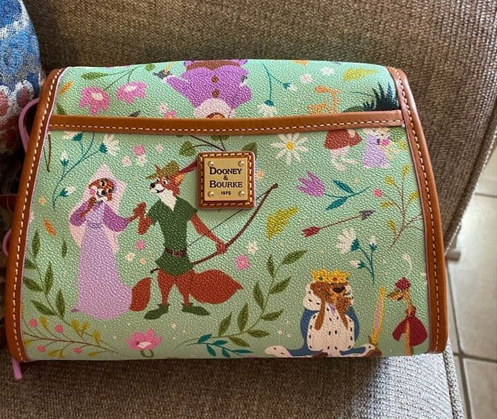 Robin Hood Crossbody (back) Disney Parks and Resort Concierge Services