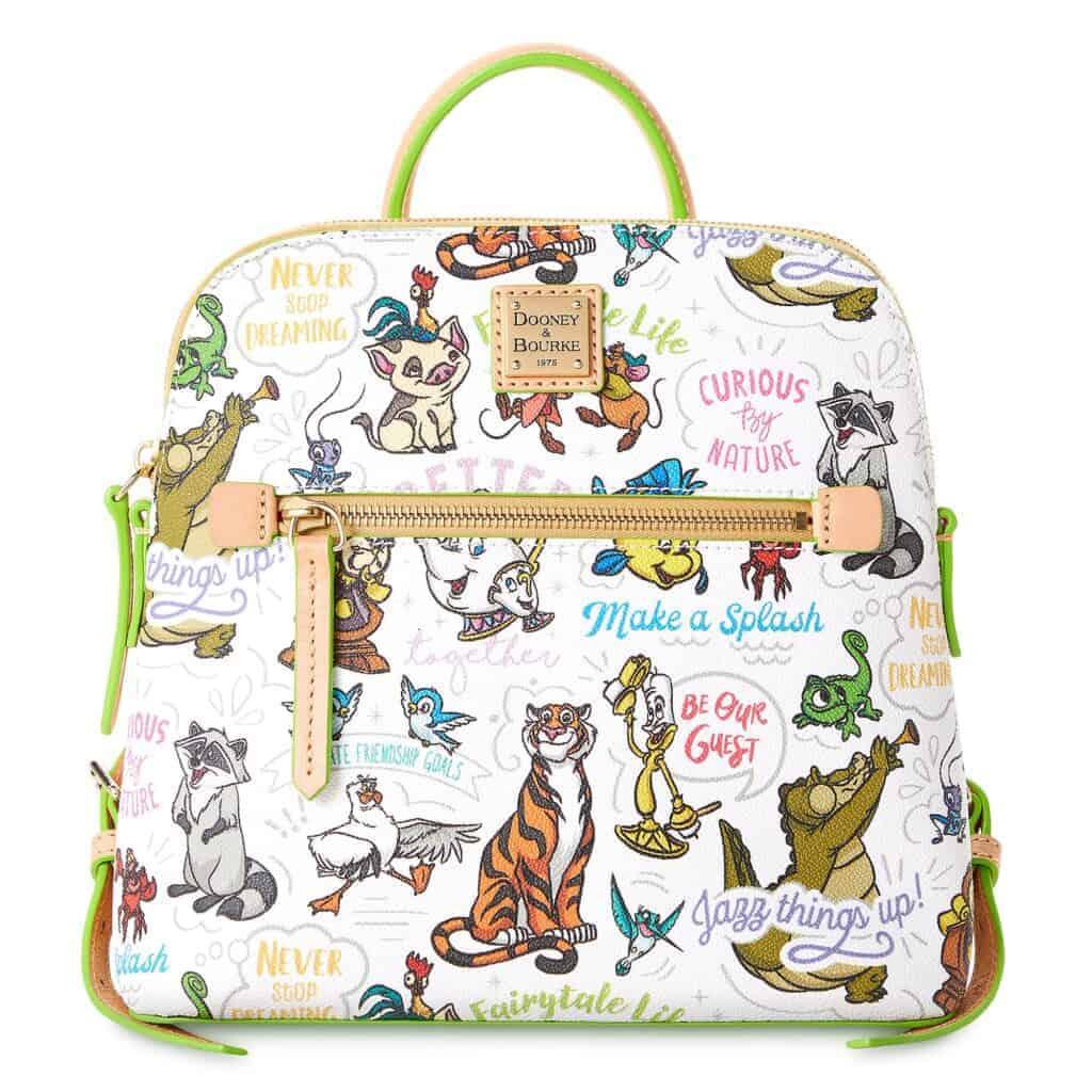 Disney Sidekicks Backpack by Disney Dooney and Bourke
