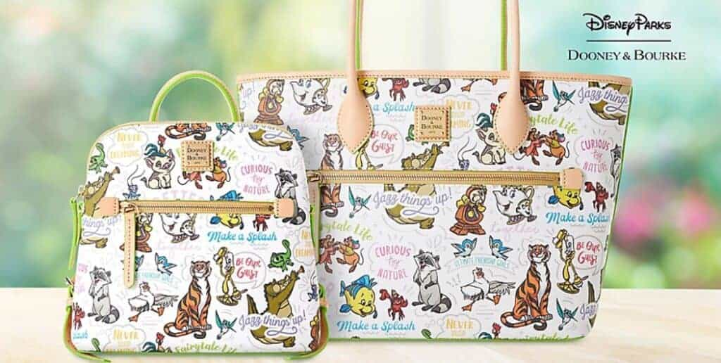 Disney Side Kicks Collection by Disney Dooney and Bourke
