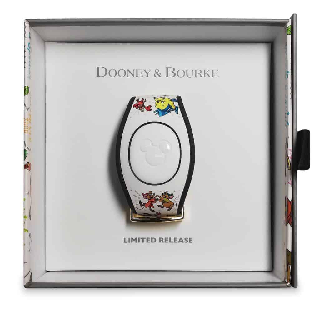 Disney Side Kicks Magic Band in box by Disney Dooney & Bourke