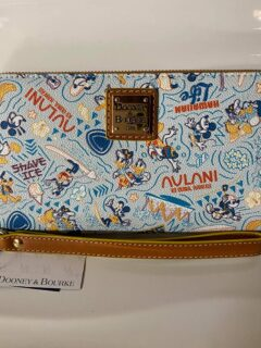 Aulani Character Experience 2021 Wallet by Dooney & Bourke