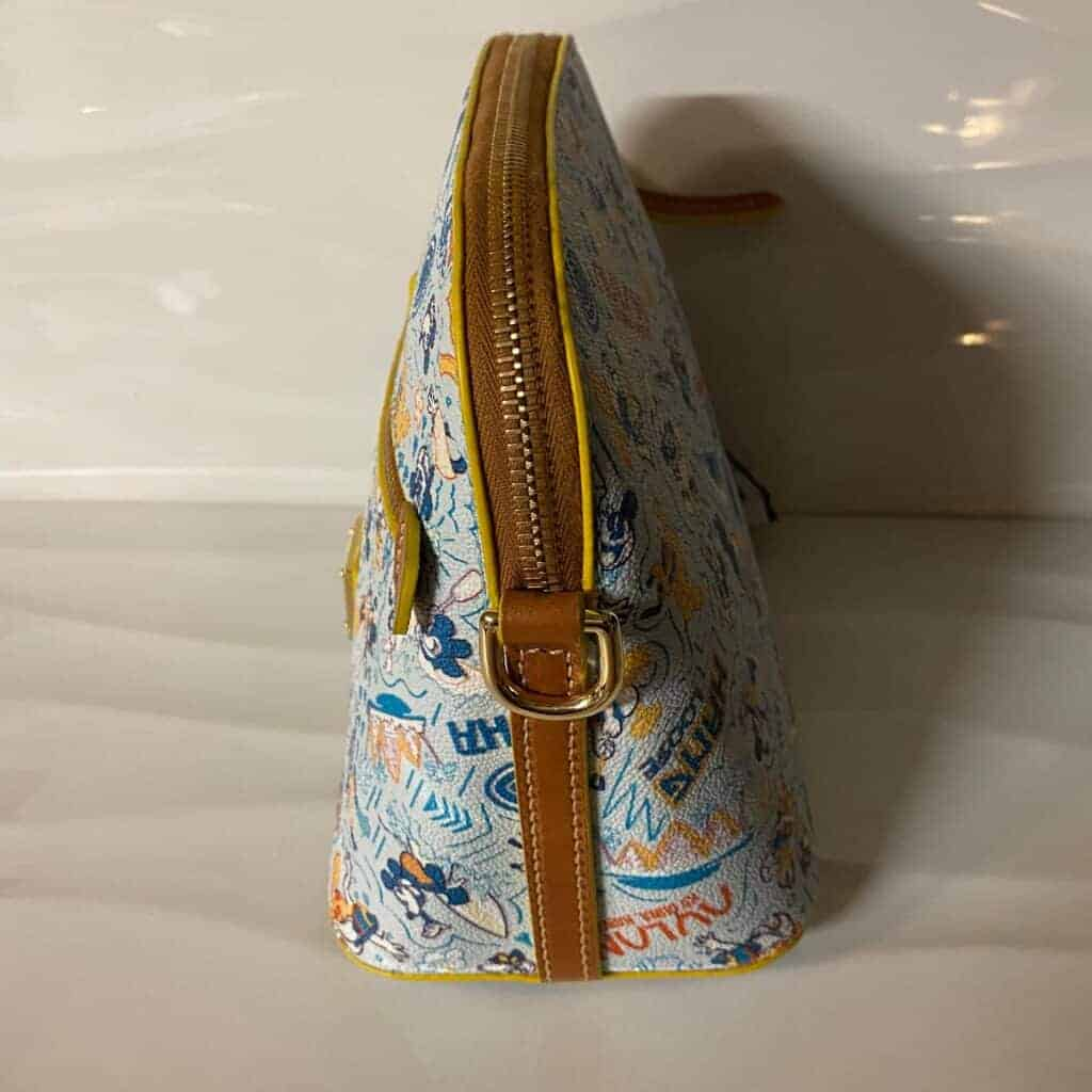 Aulani Character Experience 2021 Crossbody (side) by Dooney & Bourke