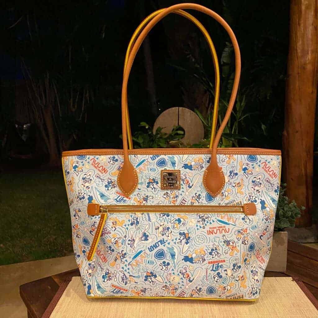 Aulani Character Experience 2021 Tote by Dooney & Bourke