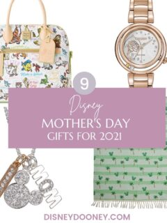 Disney Mother's Day Gifts 2021