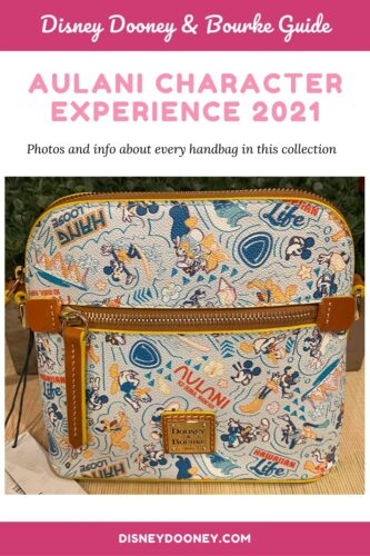 Pin me - Aulani Character Experience 2021