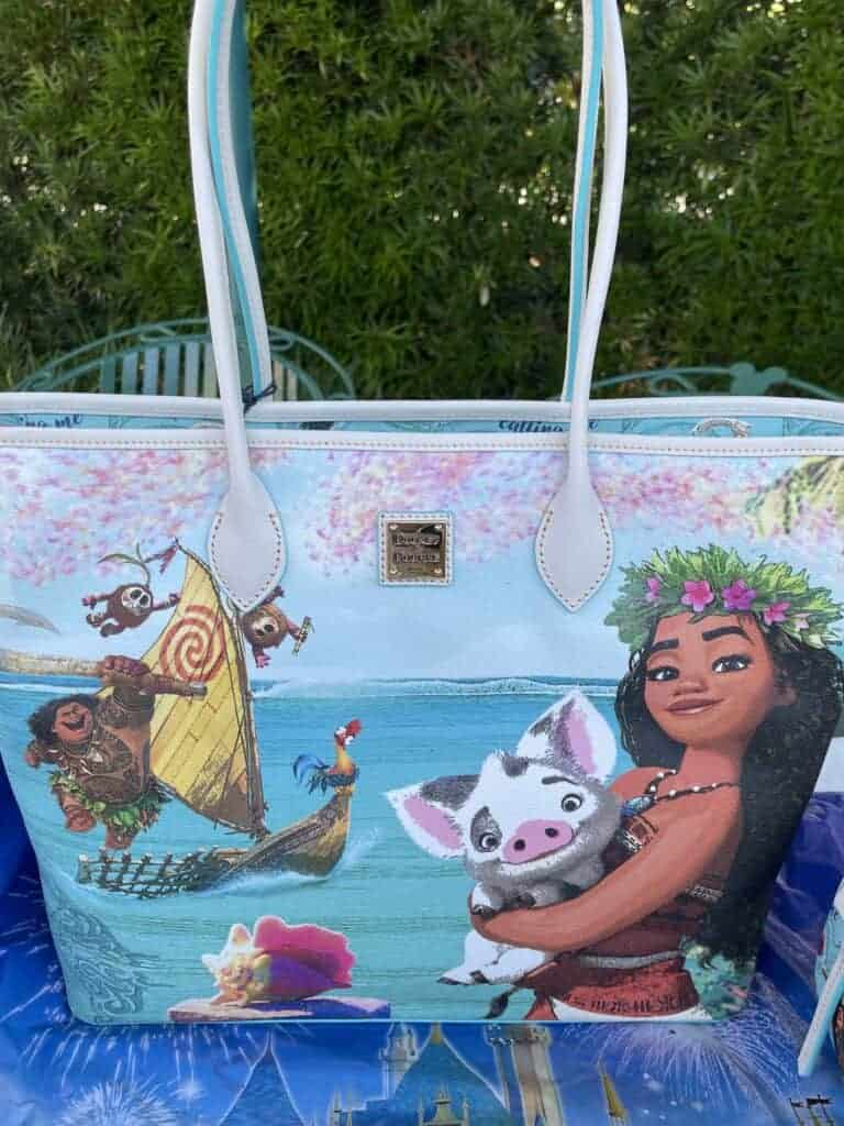 Disney Dooney & Bourke Moana Tote