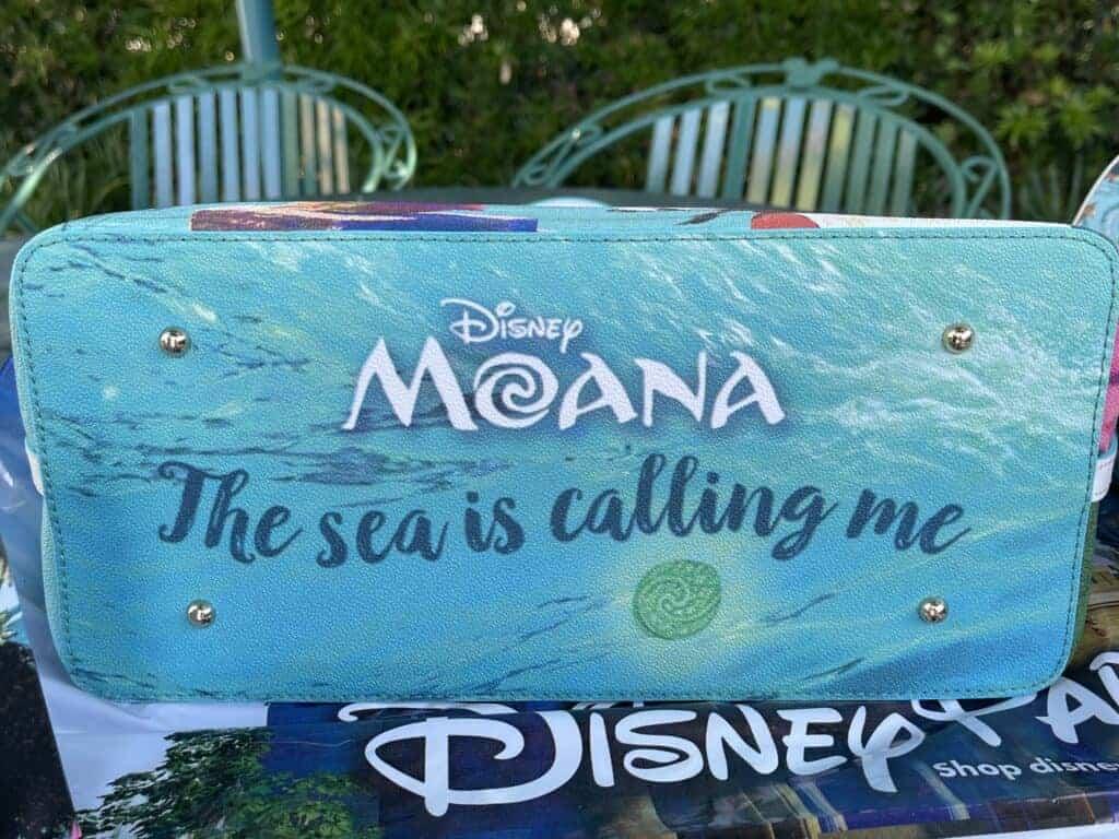 Disney Dooney & Bourke Moana Tote (bottom)