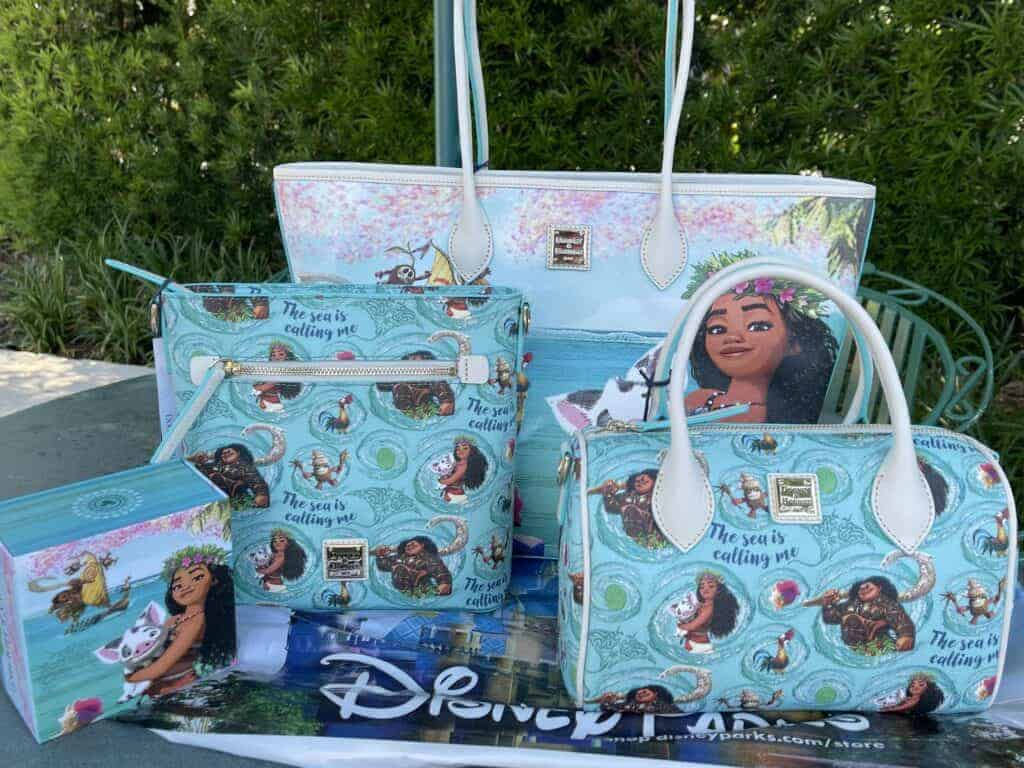 Disney's Moana Collection by Dooney and Bourke