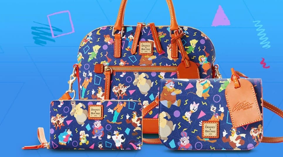 Disney Afternoon Collection by Disney Dooney and Bourke