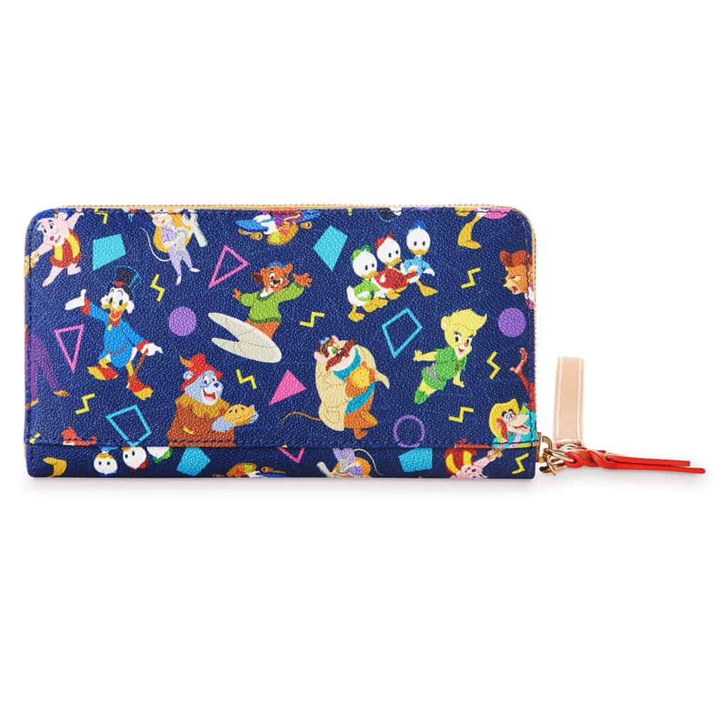 Disney Afternoon Wallet (back) by Disney Dooney & Bourke