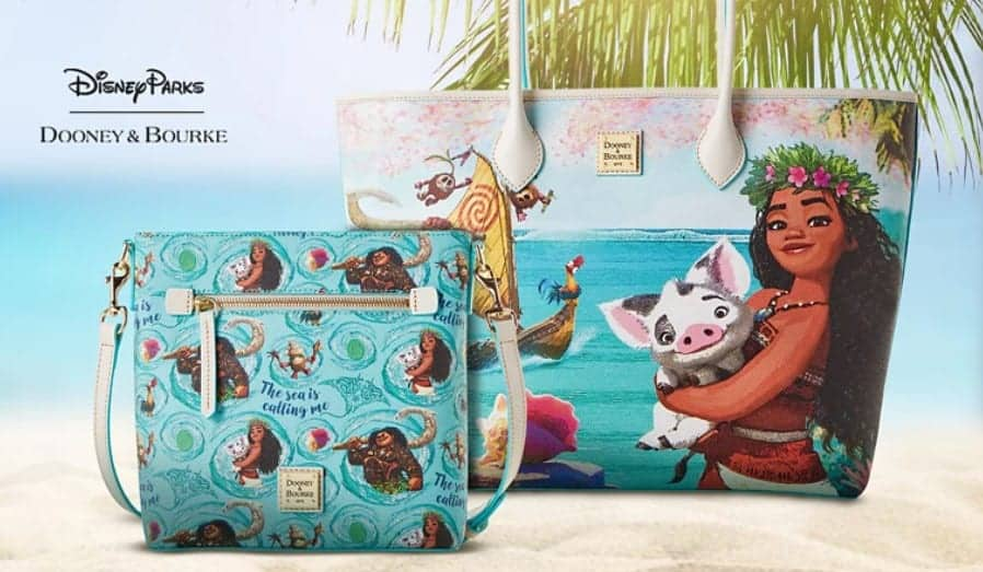 Moana Collection by Disney Dooney and Bourke