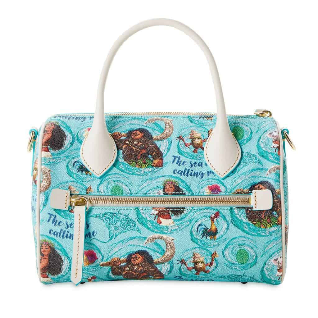 Moana Satchel (back) by Dooney and Bourke