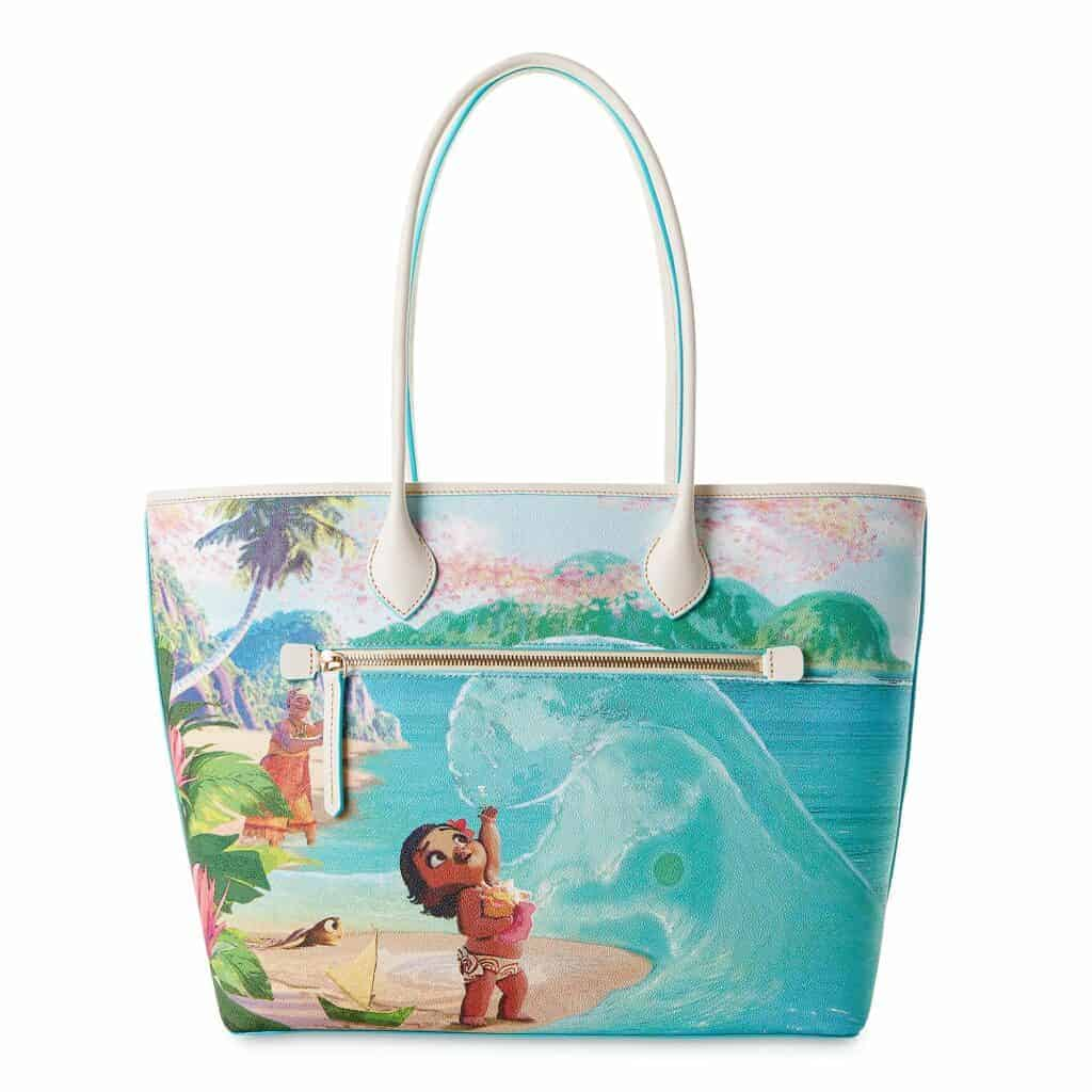 Moana Tote (back) by Dooney and Bourke