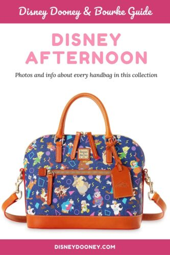 Pin me - Disney Afternoon Collection by Disney Dooney and Bourke