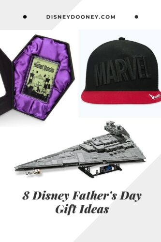 Pin me - 8 Disney Father's Day Gifts for 2021