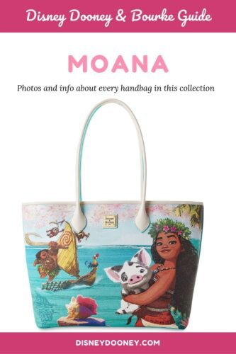 Pin me - Moana Collection by Dooney and Bourke