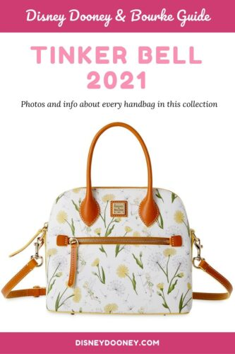 Pin me - Tinker Bell 2021 Collection by Disney Dooney and Bourke