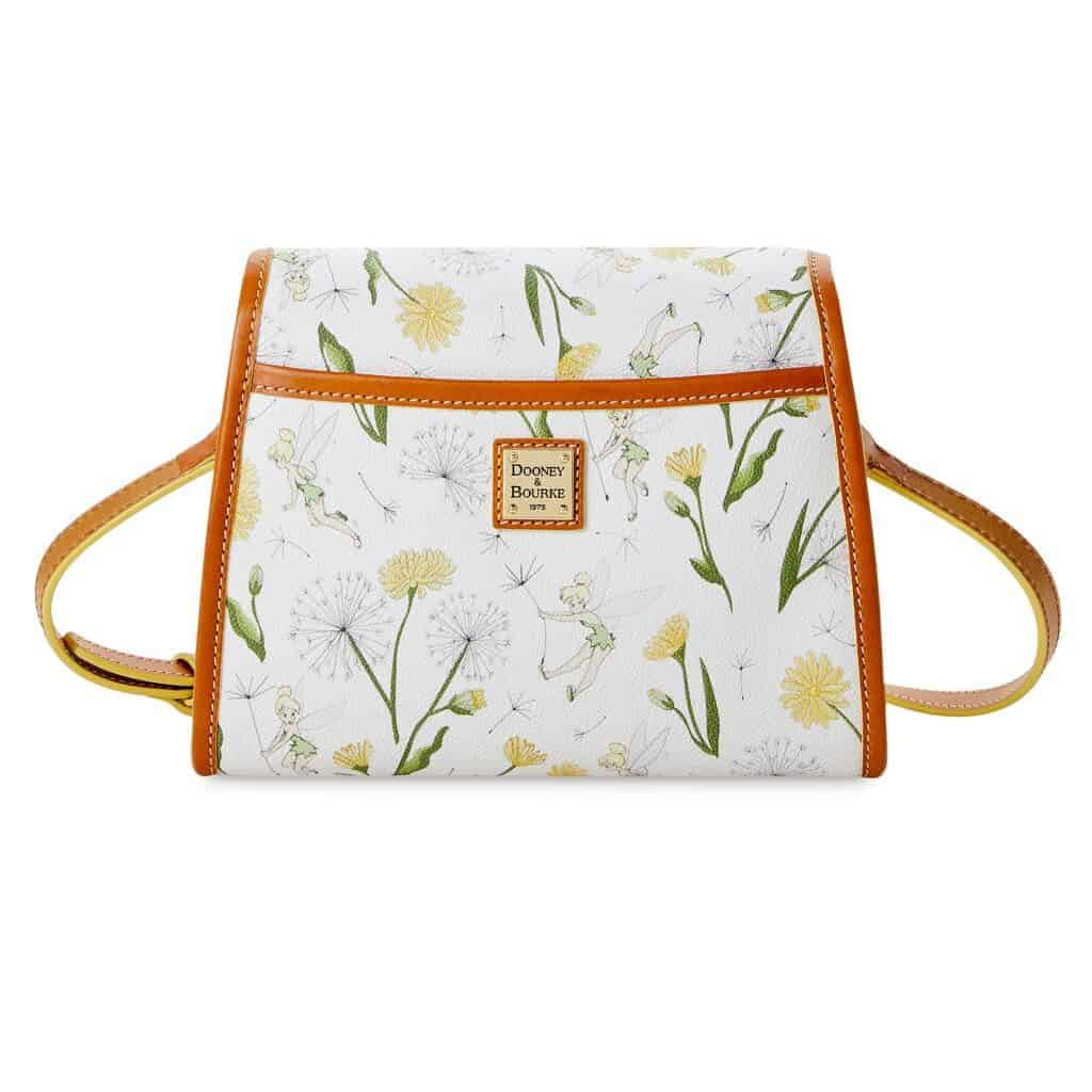 Tinker Bell 2021 Crossbody (back) by Dooney and Bourke