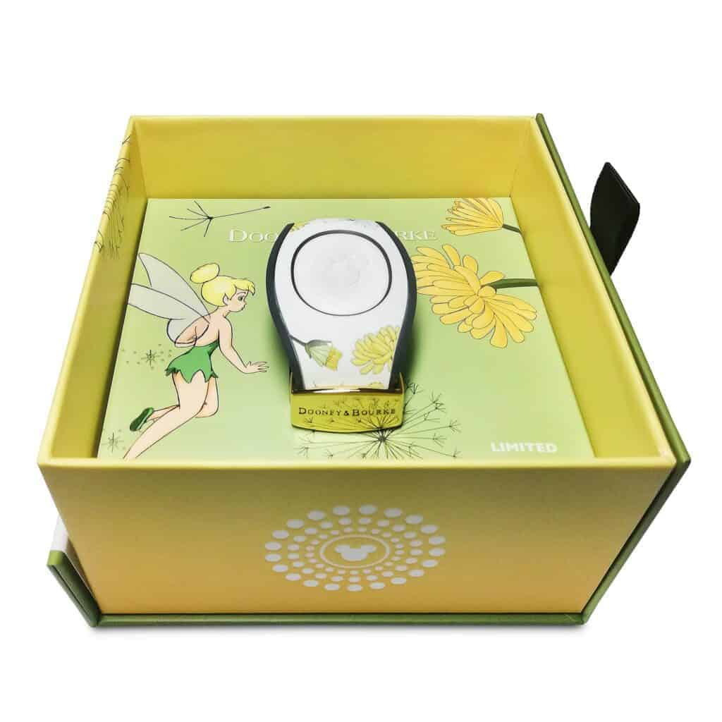 Dooney and Bourke Tinker Bell 2021 Magic Band in Box