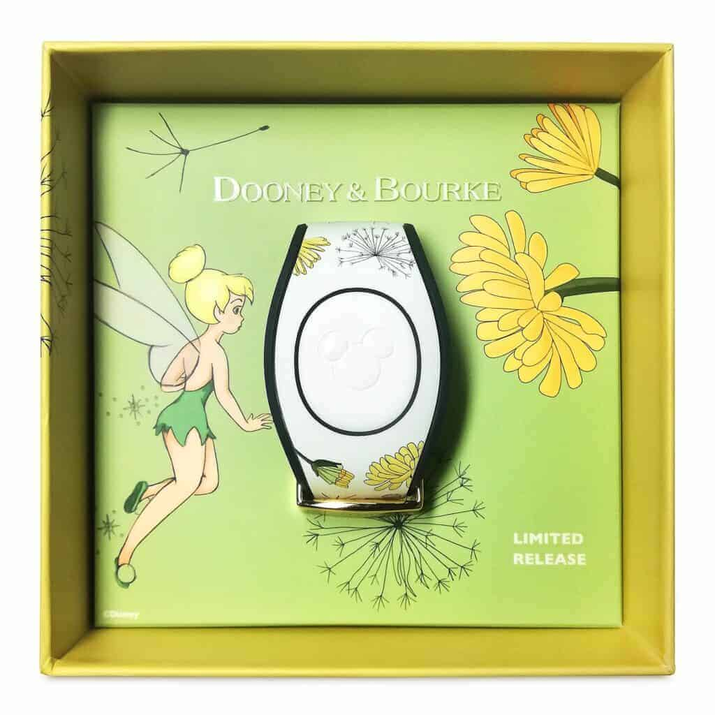 Disney Dooney and Bourke Tinker Bell 2021 Magic Band in box