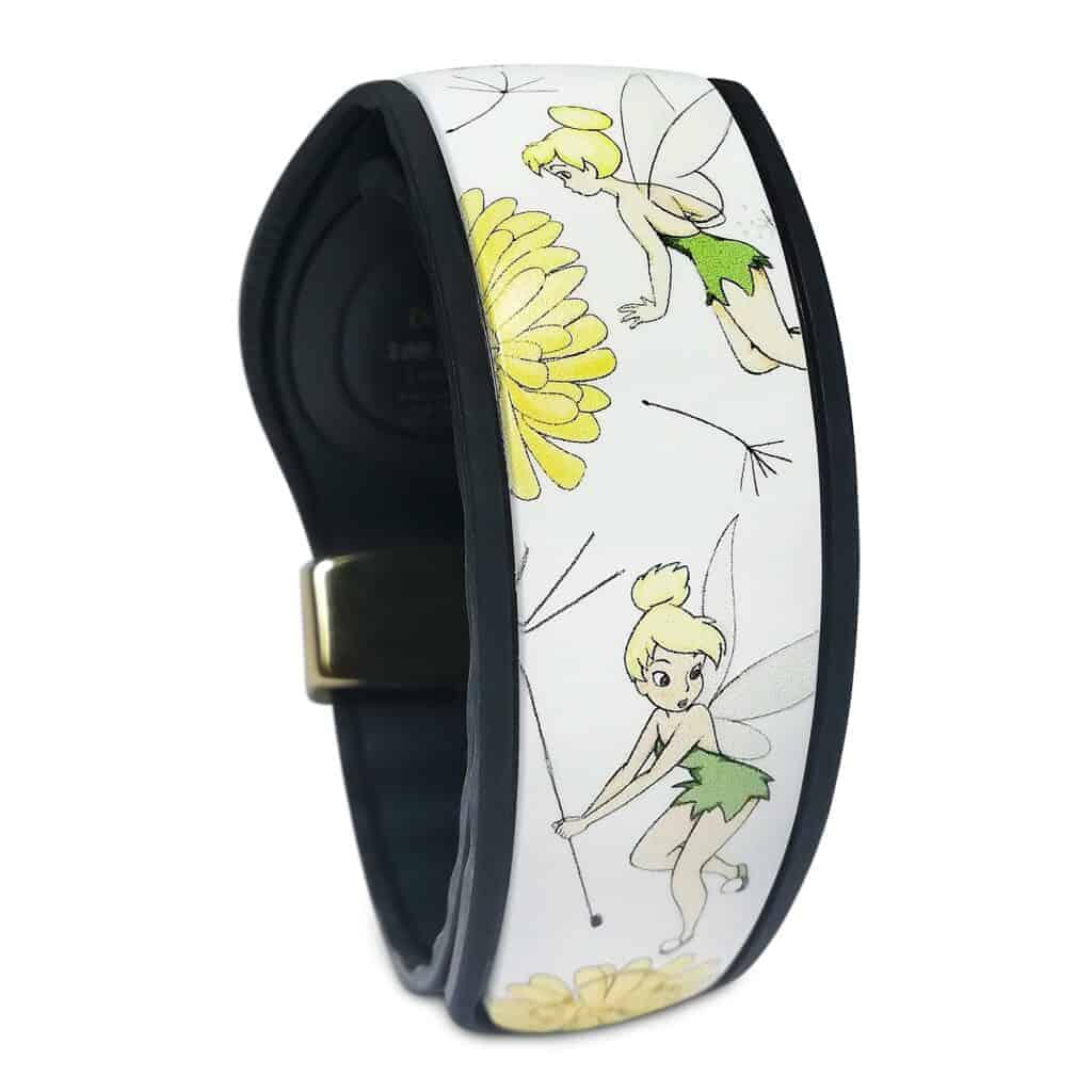 2021 Tinker Bell 2021 Magic Band (strap) by Disney Dooney and Bourke