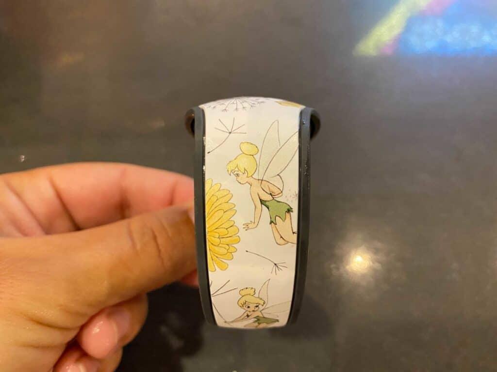 Tinker Bell 2021 Magic Band strap