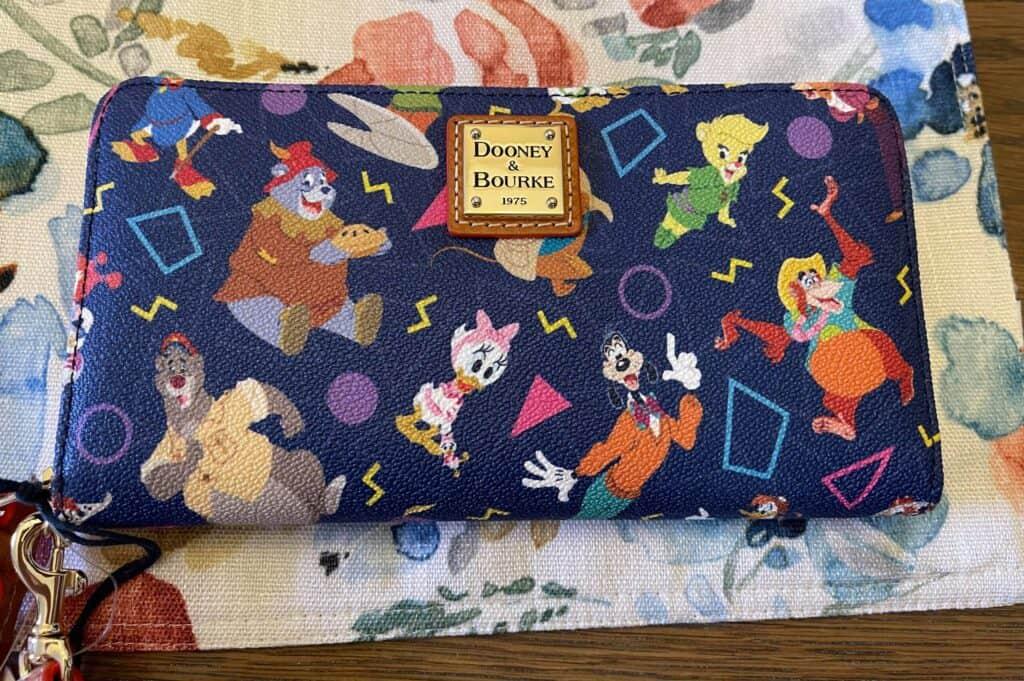 Disney Afternoon Wallet
