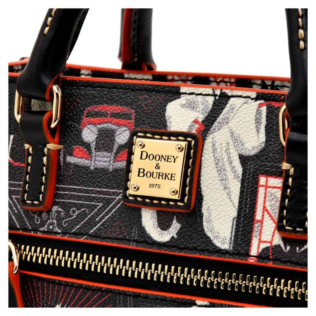 Cruella Shoulder Bag (hardware) by Dooney and Bourke