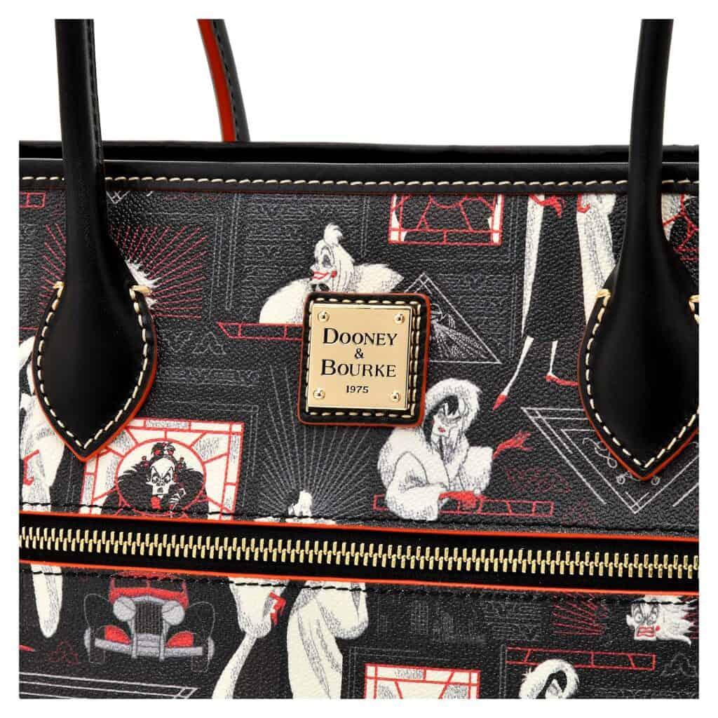 Cruella Tote (hardware) by Dooney and Bourke