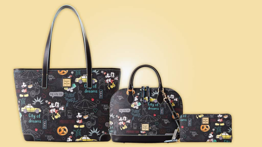 New York City Collection by Dooney and Bourke