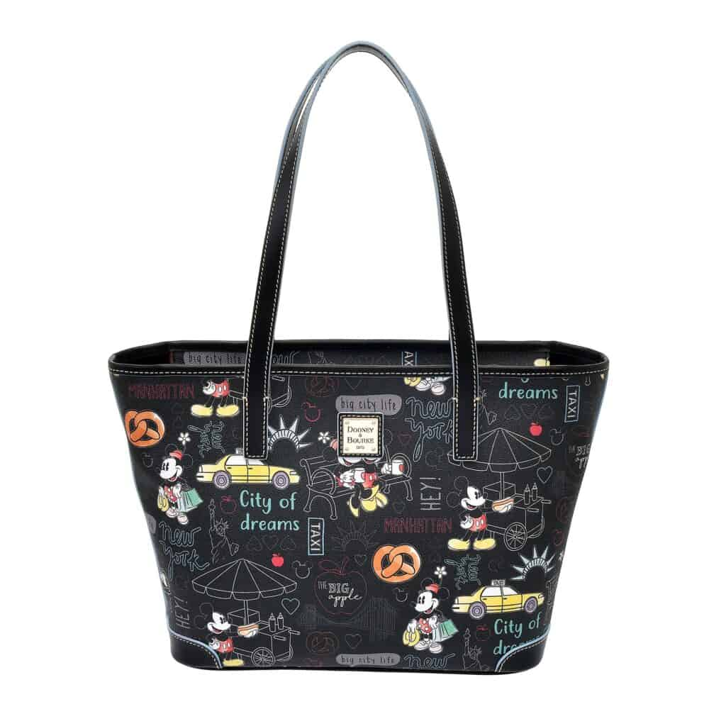 New York City Tote by Dooney and Bourke
