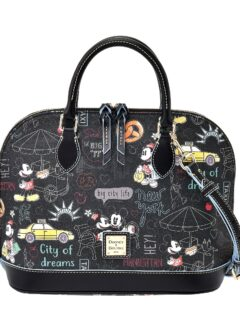 New York City Disney Store Japan Satchel by Dooney & Bourke
