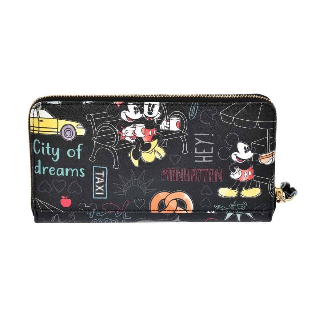 New York City Wallet (back) by Dooney & Bourke