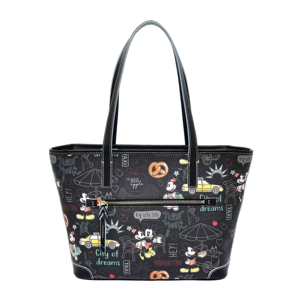 New York City Tote (back) by Dooney and Bourke