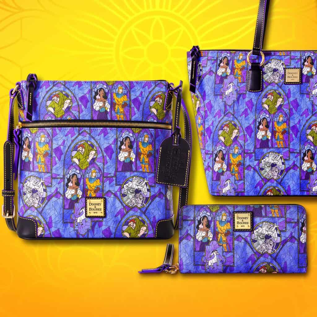Hunchback of Notre Dame Collection by Dooney & Bourke
