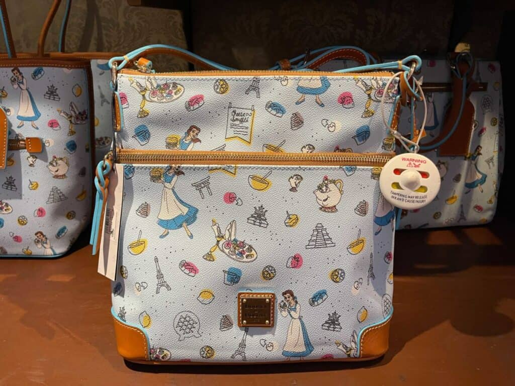 Food and Wine Festival 2021 Be Our Guest Crossbody Bag by Dooney and Bourke