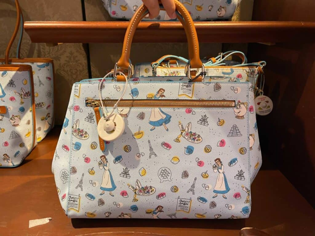 Food and Wine Festival 2021 Beauty and the Beast Satchel by Dooney & Bourke
