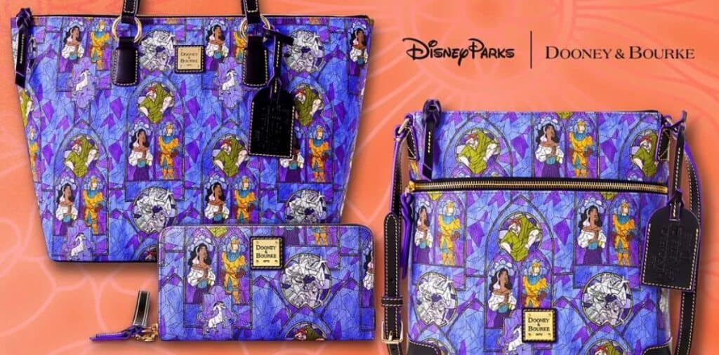 The Hunchback of Notre Dame Collection by Dooney & Bourke