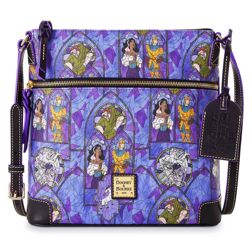 The Hunchback of Notre Dame Letter Carrier Bag by Dooney & Bourke