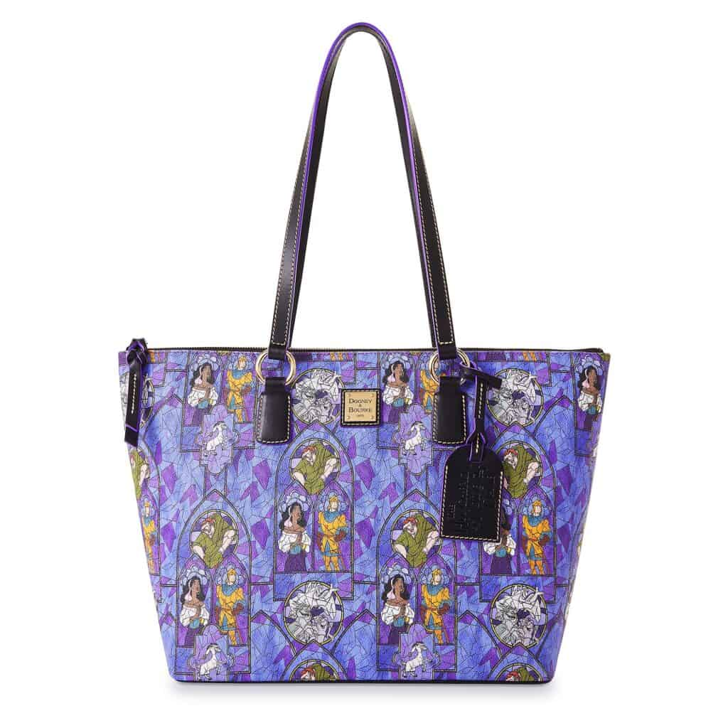 The Hunchback of Notre Dame Tote Bag by Dooney & Bourke