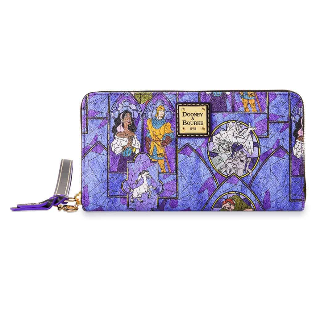 The Hunchback of Notre Dame Wallet by Dooney & Bourke