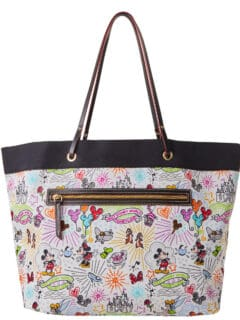 Sketch 2021 Tote with Black Trim by Dooney and Bourke