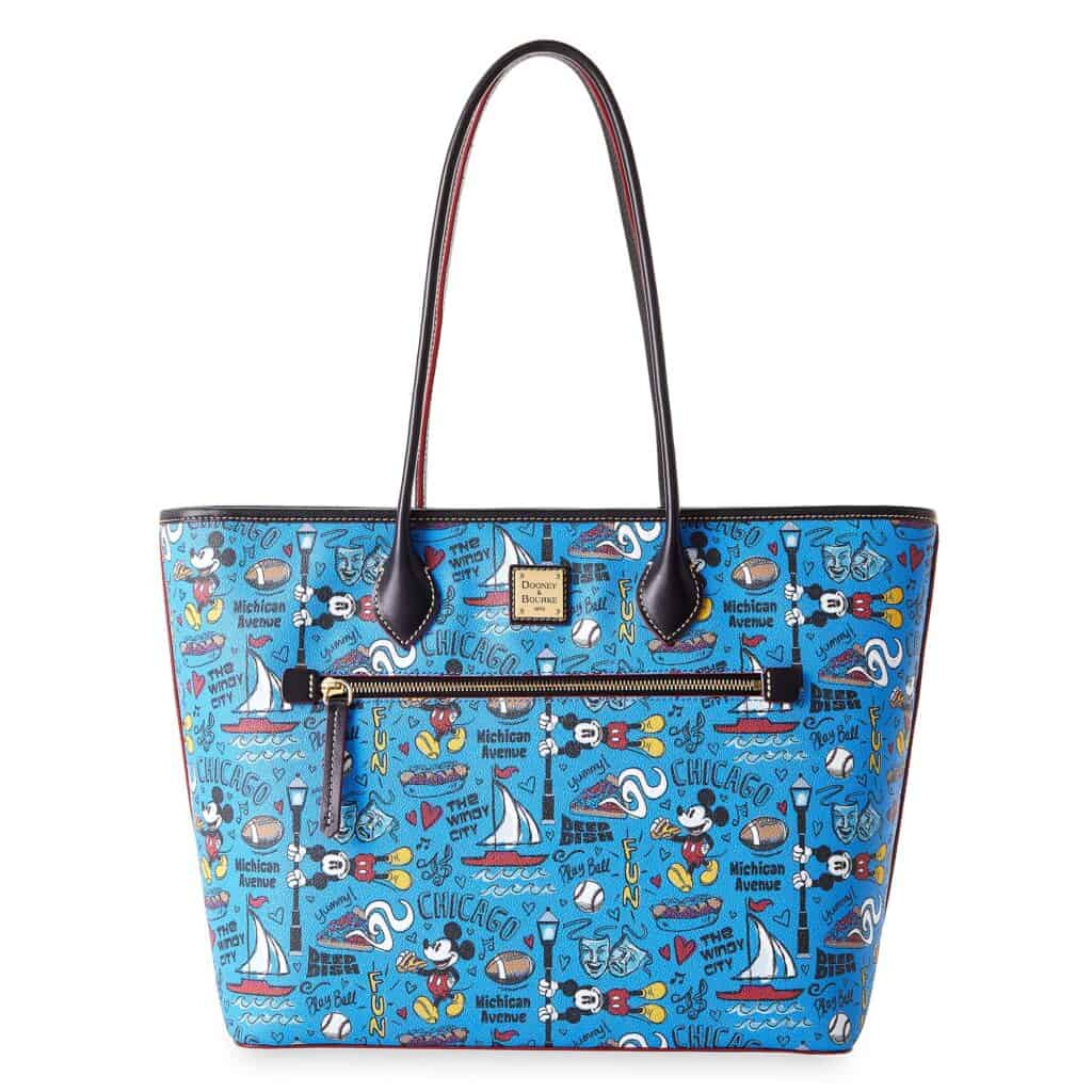 Mickey Chicago Tote by Dooney & Bourke
