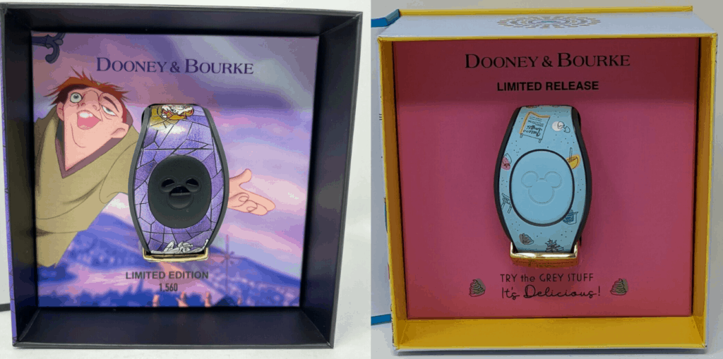 New August 2021 Magic Bands