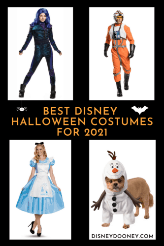 Pin me - Best Disney Halloween Costumes for 2021Halloween Costumes