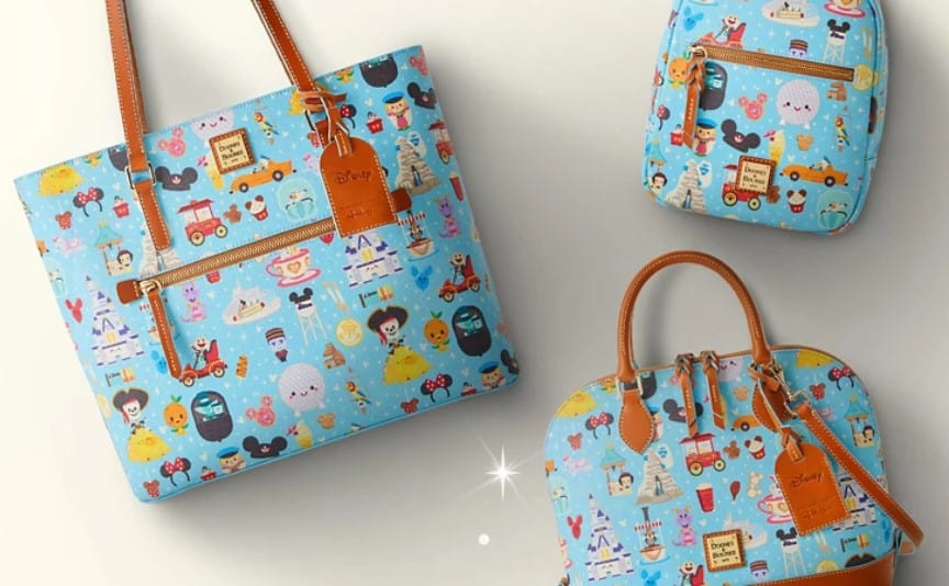 Disney Parks by Jerrod Maruyama Dooney and Bourke Collection