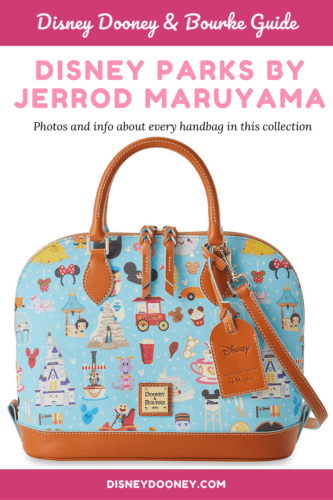 Pin me - Disney Parks by Jerrod Maruyama Collection by Dooney & Bourke