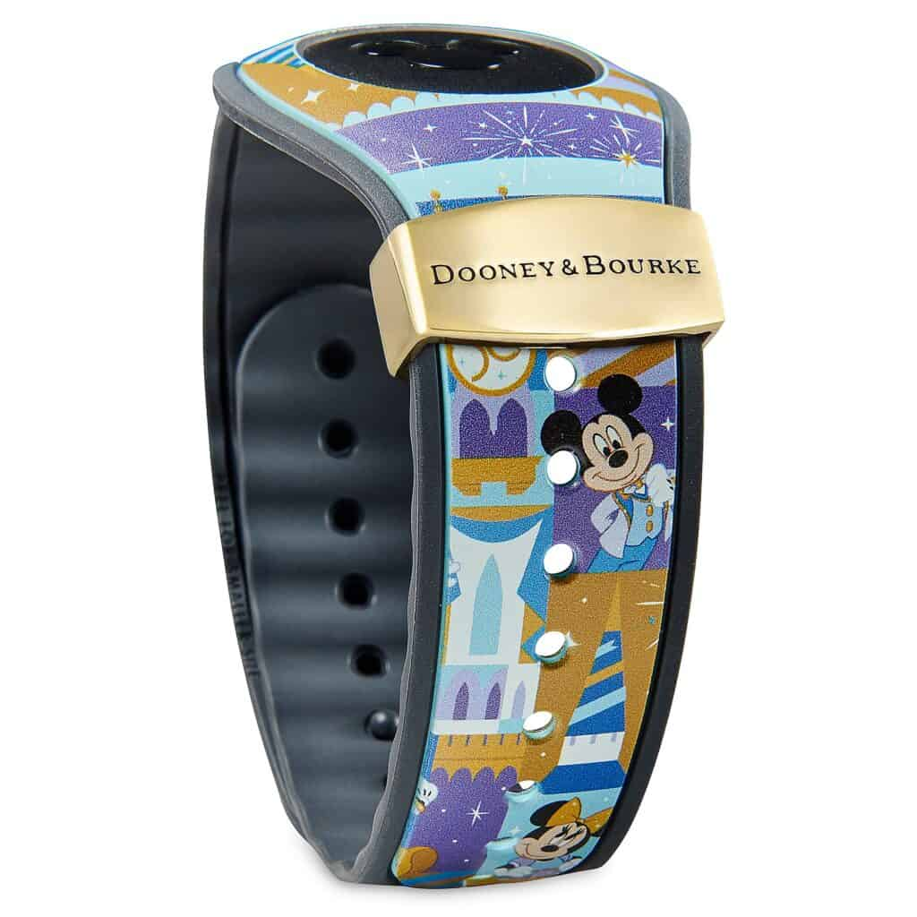 Mickey and Minnie Mouse MagicBand 2 by Dooney & Bourke – Walt Disney World 50th Anniversary – Limited Release